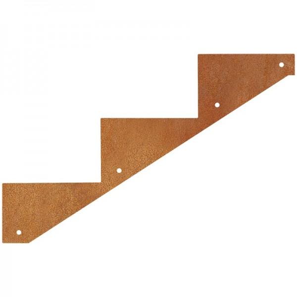 GreenStep TreppenstufenWange Typ-A2+E1/W4CT