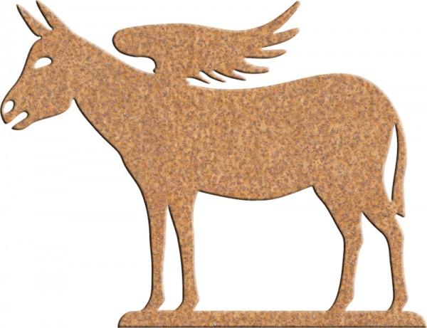 Pegesel - Esel mit Flügeln