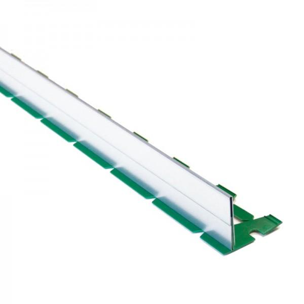AP-75 + PVC/-42 Aufsteckprofil/Anwendungsbeispiel