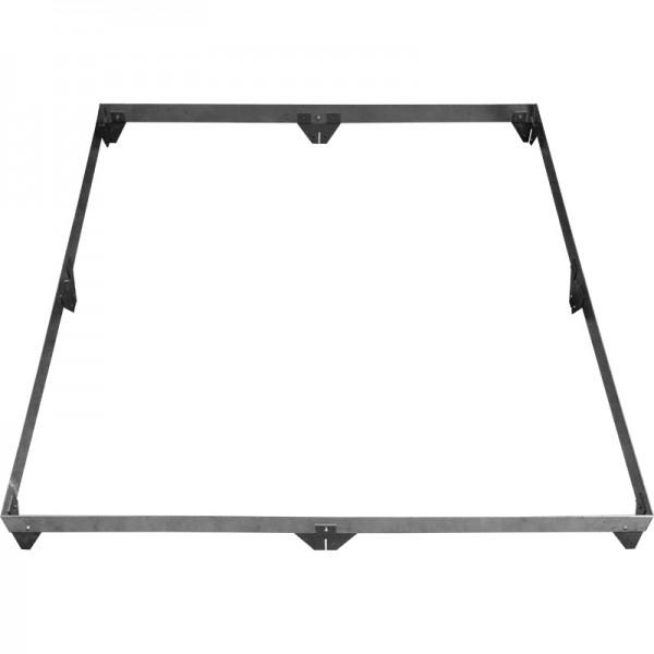 GreenLiner Stahl-Quadrat 100/4V-200/200