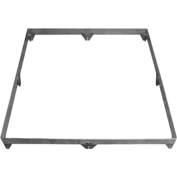 GreenLiner Stahl-Quadrat 135/10V-200/200