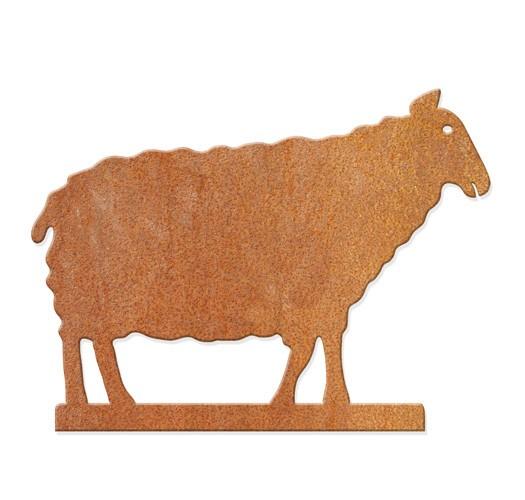 GreenSculpture Schaf - stehend