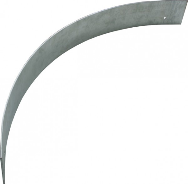 GreenLiner Stahl 100/4V-R64 Bogen 90°