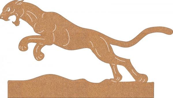 Jaguar - springend