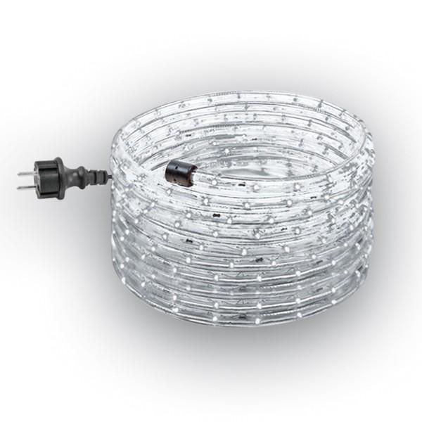 LED Lichtschlauch 6m - d=13mm Farbe weiß/kalt