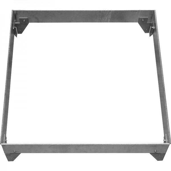 GreenLiner Stahl-Quadrat 135/10V-100/100